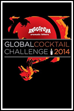 Angostura Aromatic Bitters Global Cocktail Challenge 2014