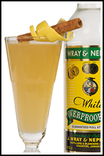 Wray's Spiced Cider with Wray & Nephew Overproof Rum