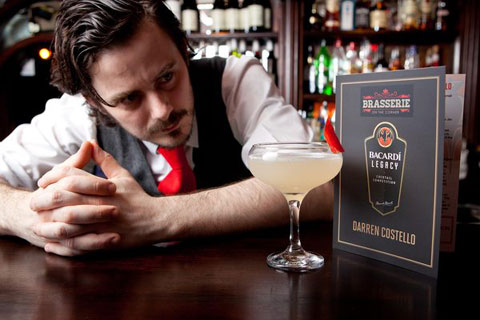 Bacardi Rum Legacy Cocktail Competition – Homage to Sitges