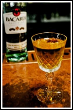 Bacardi Rum Legacy Cocktail Competition – The Aurum Cocktail