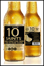10 Saints: The Rum Cask Aged Beer