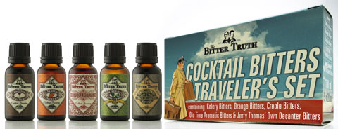 The Bitter Truth Travel Pack