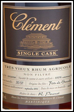 Limited Edition Single Cask Clément Rhum