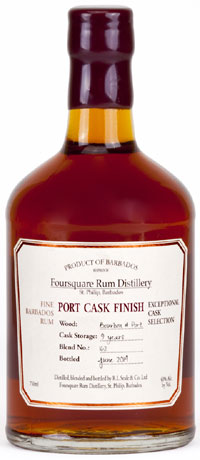 Foursquare Rum - Port Cask Finish