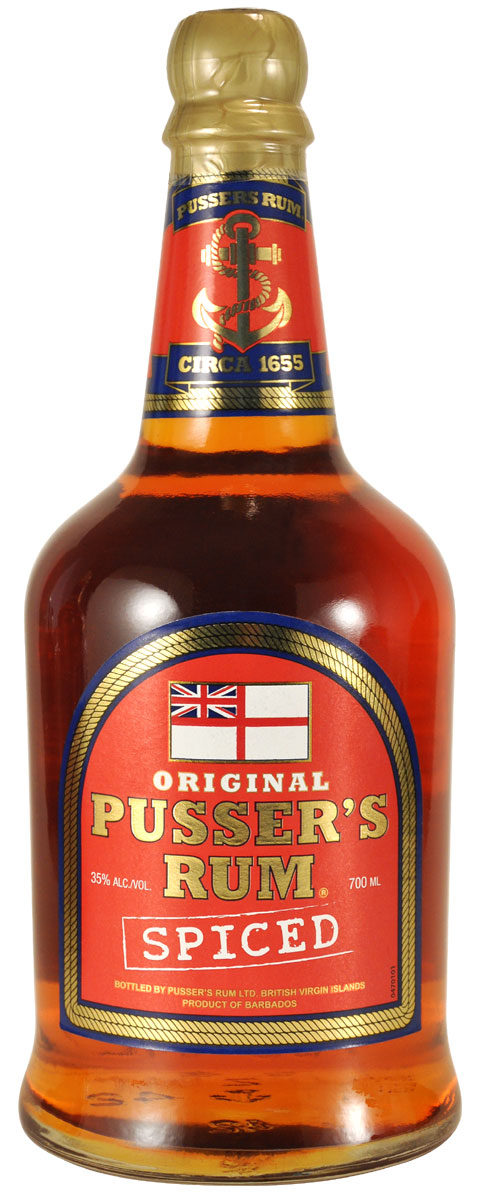 Pusser's Spiced