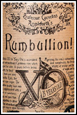 Professor Cornelius Ampleforth's Rumbullion XO 15 Year Old Spiced Rum