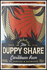Rum Blending with The Duppy Share