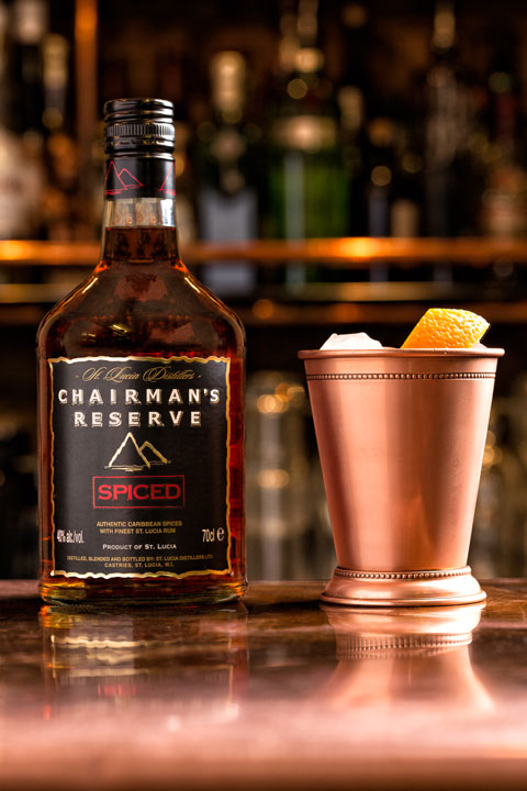 Chairmans Reserve Spiced Rum Punch
