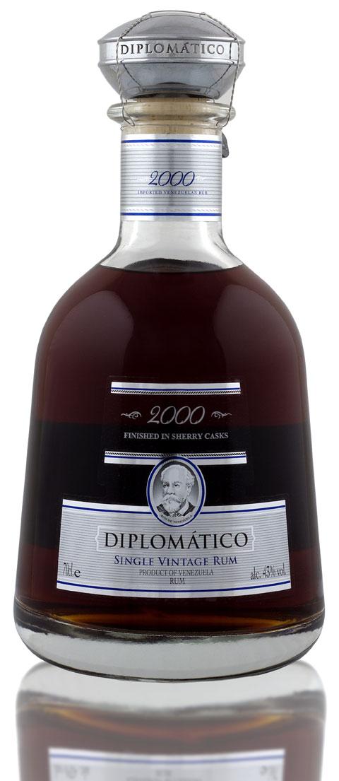 Ron Venezuela Diplomatico Ron Diplomático Vintage 2000