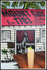 Mount Gay Rum Bar at Camden Beach