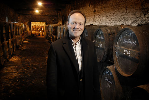 Alexandre Gabriel, President and Master Blender of Plantation Rum
