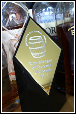 The Golden Rum Barrel Awards