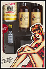 Sailor Jerry Spiced Rum at Christmas