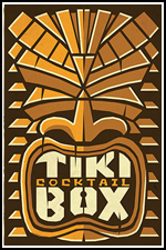 Tiki Cocktail Box