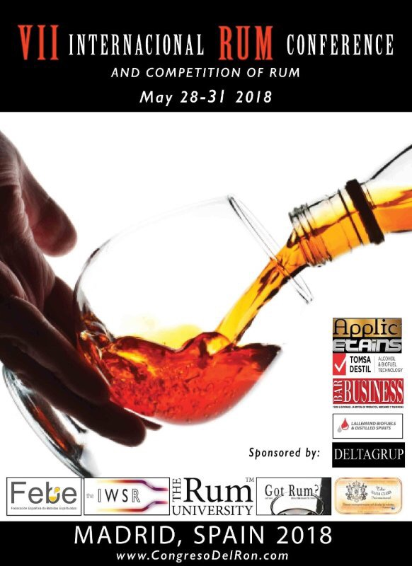 VII International Rum Conference