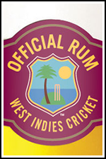 Cockspur Rum Named As the Official Rum of West Indies Cricket