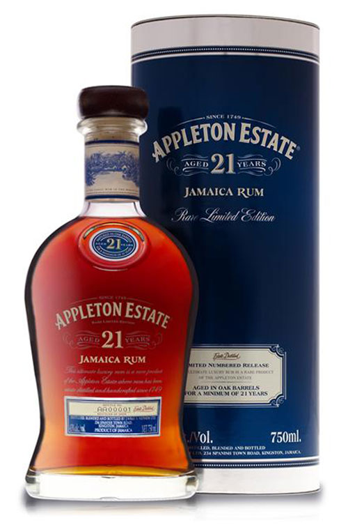 Appleton Estate 21 Year Old Ru