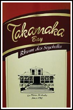 Takamaka Bay St André 8 Year Old Rum