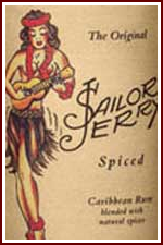 sailor jerry fish  Sailor Jerry