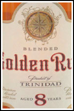 Taste the Difference 8YO Golden Rum