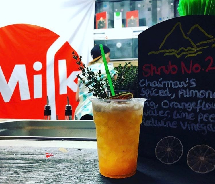 The 2017 Winning Mai Tai by Milk Bar